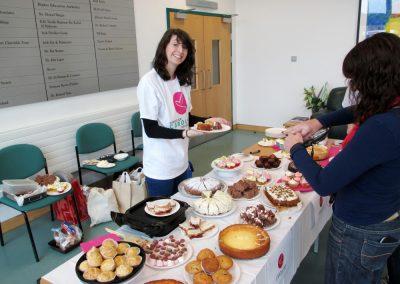 Cake Sale Beaumont Hospital 2
